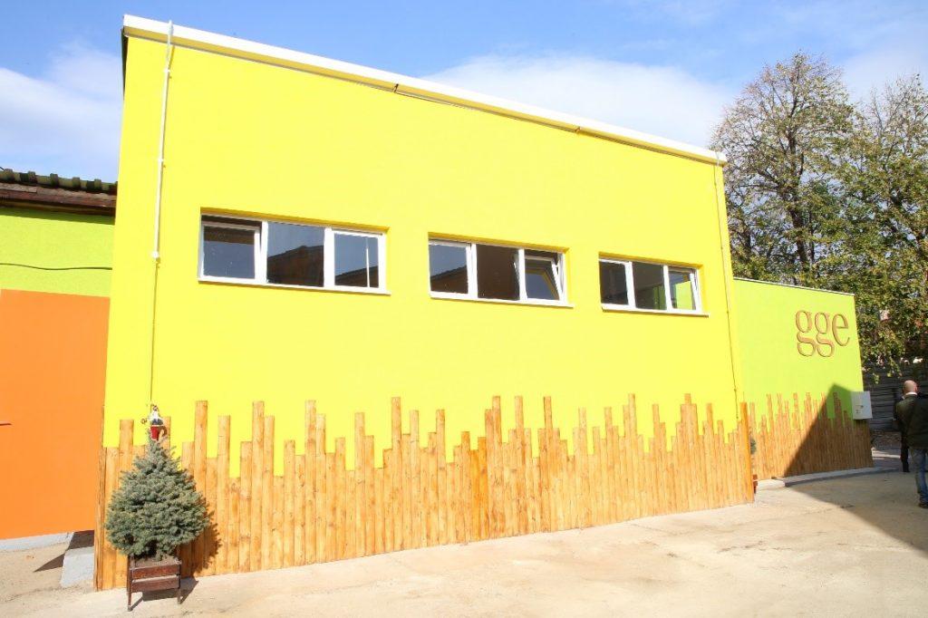 Neues Kesselhaus in Pirot, Quelle: GIZ